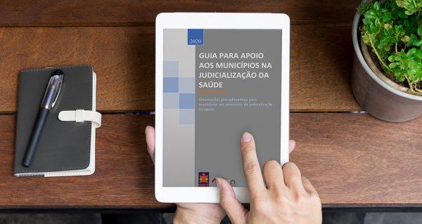 COSEMS/SP e IDISA publicam guia sobre a judicialização da saúde no âmbito do SUS