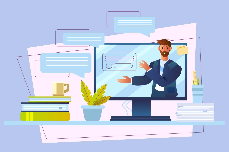 Vídeo-animação sobre tutoria para elaboração de nota técnica no sistema e-natjus