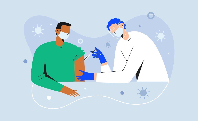Judicialização relacionada à vacinação contra a COVID-19